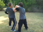 Binding the Attackers Arm