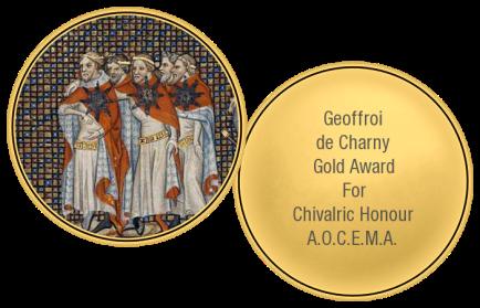 Geoffroi de Charny Gold